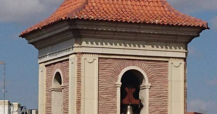 Instalación de la Campana de Nuestra Señora de Fátima