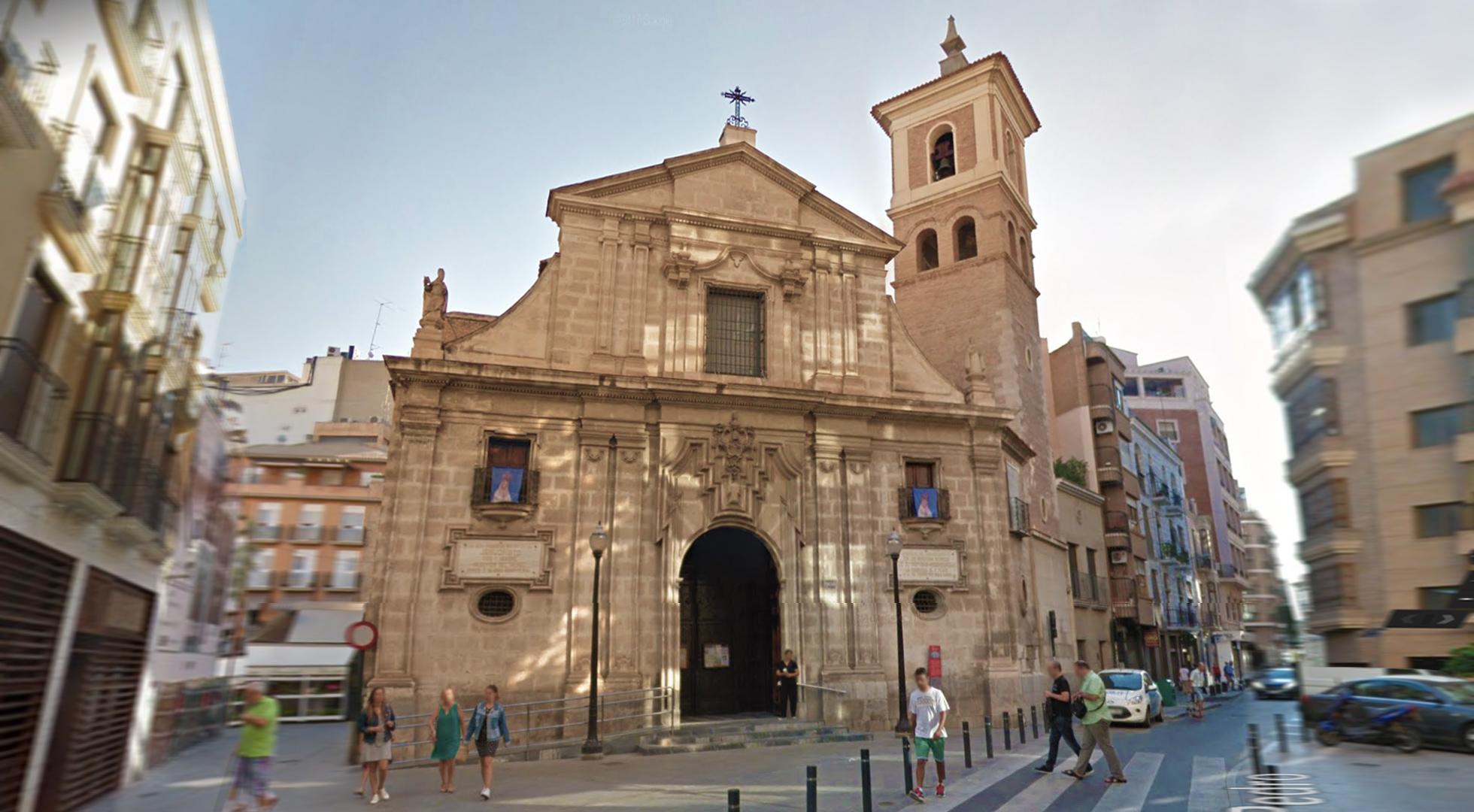 Parroquia de San Pedro de Murcia